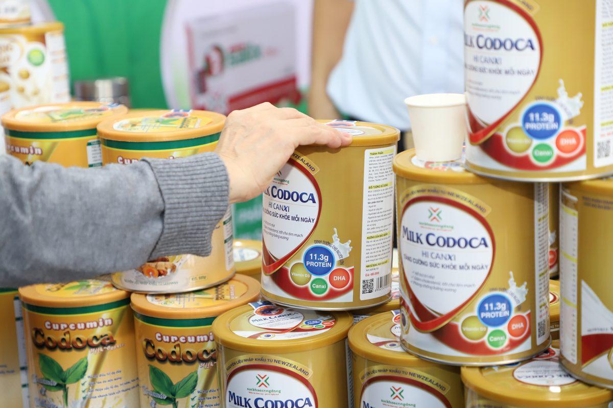 Sữa Milk Codoca được đánh giá là sản phẩm mang lại hiệu quả và nhiều khách hàng quan tâm