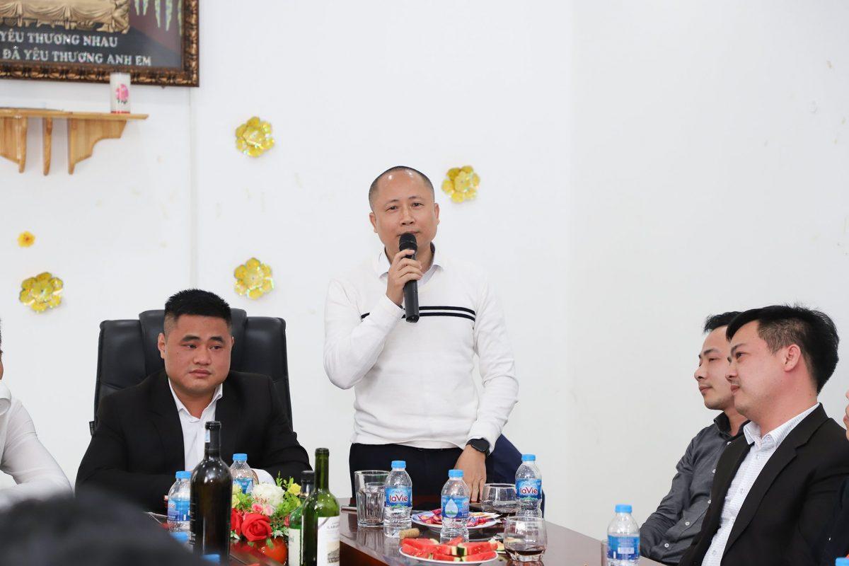 Phó Tổng Giám đốc Nguyễn Văn Thắng gửi lời chúc mừng đầu Xuân Tân Sửu 2021